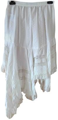 Philosophy di Lorenzo Serafini White Skirt for Women
