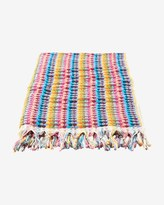Toast Striped Chickpea Bath Towel