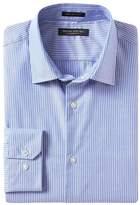 Banana Republic Grant Slim-Fit Supima® Cotton Stripe Shirt
