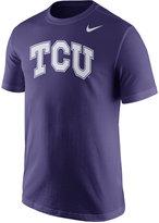 Nike Men's TCU Horned Frogs Wordmark T-Shirt