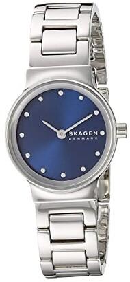 Skagen Freja - SKW2789 (Silver/Blue) Watches
