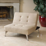 Asstd National Brand Ashton Oversized Convertible Ottoman Chair