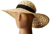 Vince Camuto Open Weave Floppy Hat