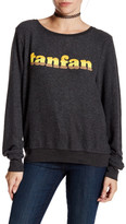 Wildfox Couture Tanfan Pullover