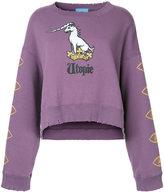 Undercover unicorn print sweatshirt