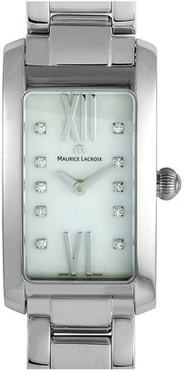 Maurice Lacroix Women's Stainless Steel Watch