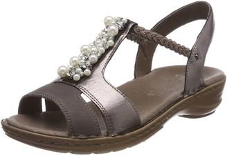 ara Girl's Hawaii Open Sandals