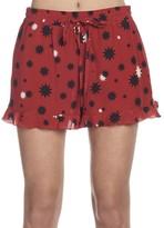 RED Valentino Star Printed Shorts