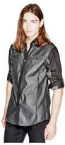 G by Guess GByGUESS Men's Virgil Denim Shirt