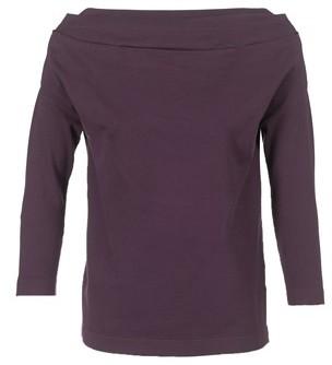 Sisley DRAMAKE women's Sweater in Purple