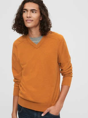 Gap Cashmere V-Neck Sweater