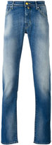 Jacob Cohen slim-fit jeans - men - Cotton/Polyester - 33