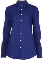 Julien David plain shirt - women - cotton - M