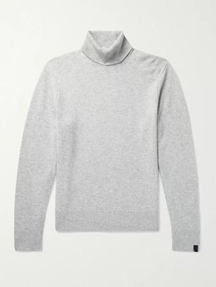 Rag & Bone Haldon Cashmere Rollneck Sweater - Men - Gray