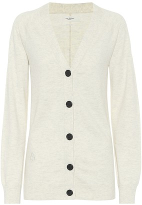 Etoile Isabel Marant Karrick cotton-blend cardigan
