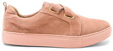 Jaggar Fractured Sneaker in Blush. - size 37 (also in 38)