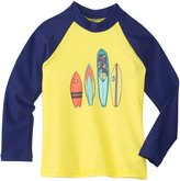 Tiger Joe Boys' Skeleton Island L/S Rashie (6mos10yrs) - 8120331