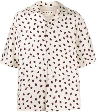 Marni Polka Dot Shirt