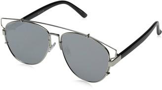 Zerouv Zv-a145-02 Wayfarer Sunglasses