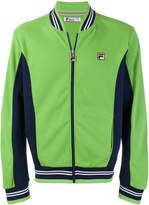 Fila embroidered logo sports jacket