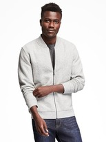 Old Navy Classic Quilted Bomber Jacket for Men