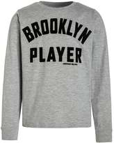 American College QUARTER Long sleeved top grey