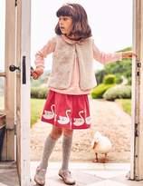 Boden Appliqué Skirt