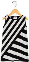 Milly Minis Girls' Striped Dress