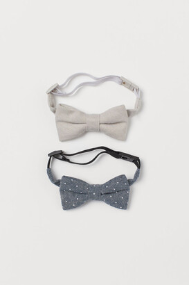 H&M 2-Pack Bow Ties
