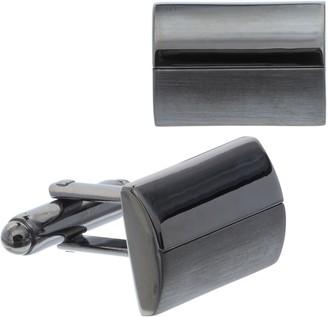 Apt. 9 Men's Domed Gunmetal-Tone Cuff Links
