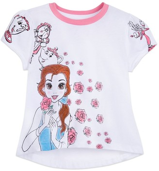 Disney Belle and Friends T-Shirt for Girls Beauty and the Beast