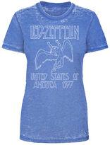 New World Led Zeppelin Graphic T-Shirt- Juniors