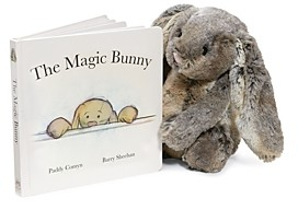 Jellycat The Magic Bunny Book - Ages 0+
