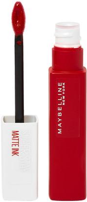 Maybelline SuperStay Matte Ink Lipstick 320 Individualist