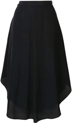 Stella McCartney sheer silk skirt