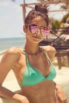 Quay X Jasmine Sanders Indio Metal Sunglasses