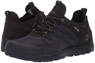 Dunham Cade Sport Waterproof Sneaker (Black) Men's Shoes