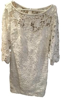 Lauren Ralph Lauren White Dress for Women