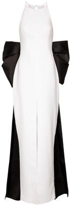 Rasario Halterneck gown
