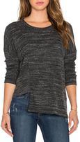 LnA Uneven Sweater