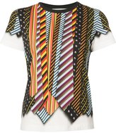 Mary Katrantzou Iven T-shirt - women - Cotton/Spandex/Elastane - S
