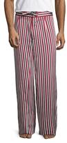 La Perla Printed Linen Lounge Pants