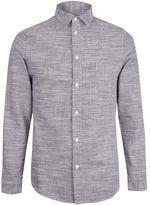 Burton Burton Rvlt Navy Stripped Shirt*