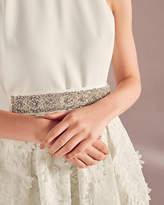 Ted Baker Floral embellished belt
