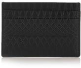 Paul Smith Shoes & Accessories No.9 Embossed-leather Cardholder
