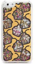 Betsey Johnson xox Trolls Glitter Cupcake Phone Case, Only at Macy's