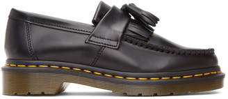 Dr. Martens Black Adrian YS Loafers