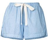 Bassike beach shorts - women - Cotton - 10