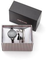 Penningtons Watch with 5 Bangle Bracelets