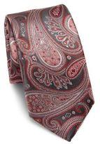 HUGO BOSS Silk Paisley Tie